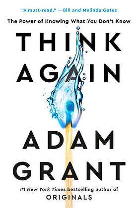 Think Again Hardcover