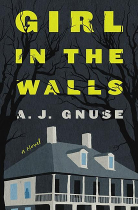 Girl In The Walls Hardcover