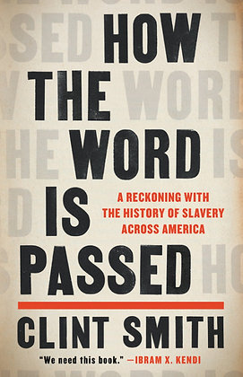 How The Word Is Passed Hardcover