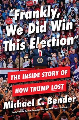 Frankly, We Did Win This Election Hardcover