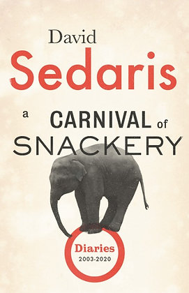A Carnival Of Snackery Hardcover