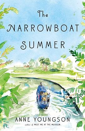 The Narrowboat Summer Hardcover