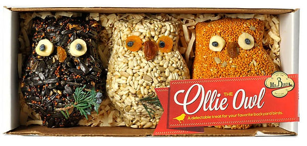 Ollie The Owl Three Pack Collection Mr. Bird