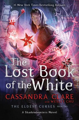 The Lost Book Of The White Hardcover