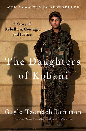 The Daughters Of Kobani Hardcover