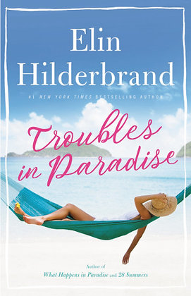 Troubles In Paradise Hardcover