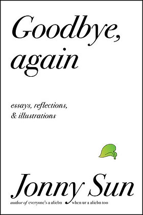 Goodbye, again Hardcover