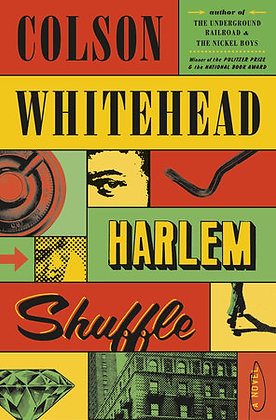 Harlem Shuffle Hardcover