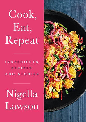 Cook, Eat, Repeat Hardcover
