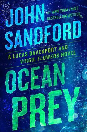 Ocean Prey Hardcover