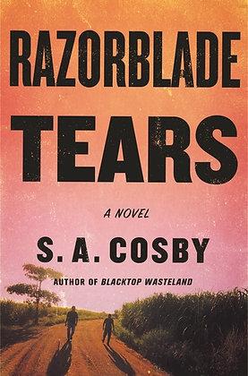 Razorblade Tears Hardcover