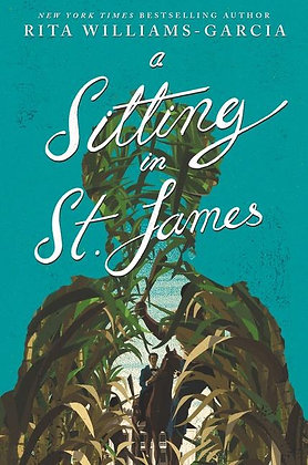 A Sitting In St. James Hardcover