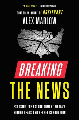 Breaking The News Hardcover