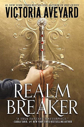 Realm Breaker Hardcover
