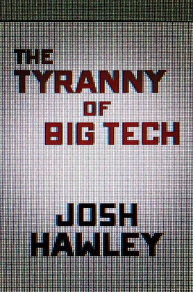 The Tyranny Of Big Tech Hardcover