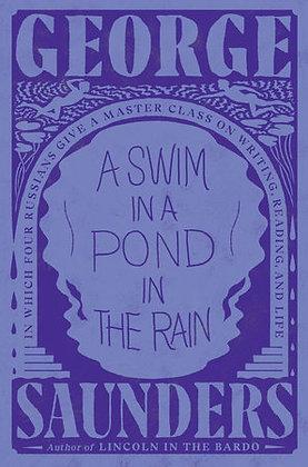 A Swim In A Pond In The Rain Hardcover