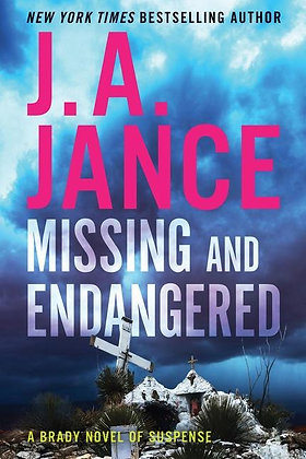 Missing And Endangered Hardcover