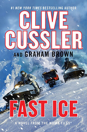 Fast Ice Hardcover