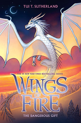 Wings Of Fire #14: The Dangerous Gift Hardcover