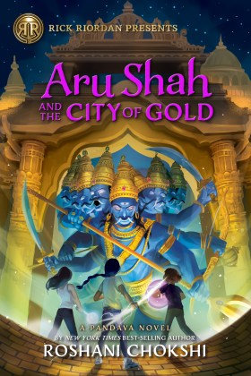 Aruh Shah And The City Of Gold Hardcover