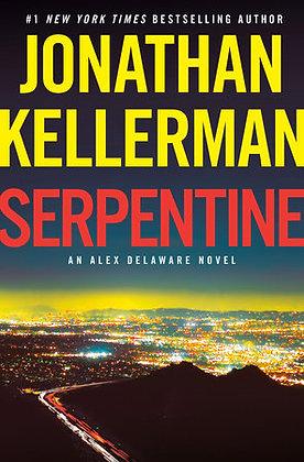 Serpentine Hardcover