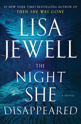 The Night She Disappeared Hardcover