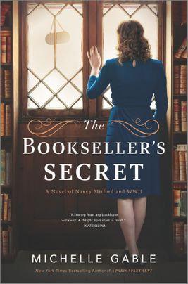 The Bookseller's Secret Hardcover