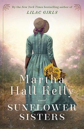 Sunflower Sisters Hardcover