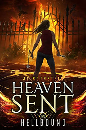 Heaven Sent Hellbound Paperback
