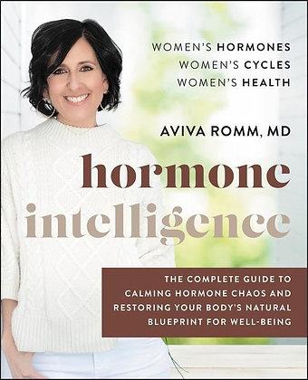 Hormone Intelligence Hardcover