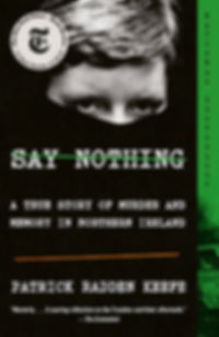 Say Nothing Patrick Radden Keefe