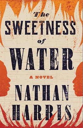 The Sweetness Of Water Hardcover