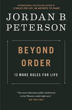 Beyond Order Hardcover