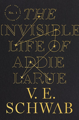 The Invisible Life Of Addie LaRue Hardcover