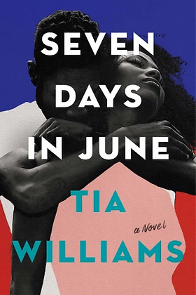 Seven Days In June Hardcover