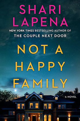 Not A Happy Family Hardcover