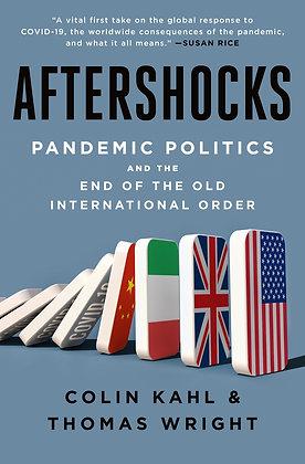 Aftershocks Hardcover
