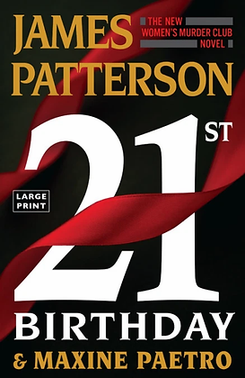 21st Birthday Hardcover