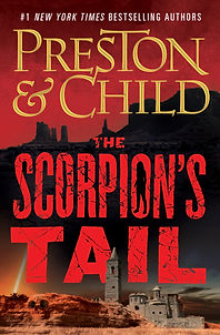 The Scorpion's Tail Preston and Child