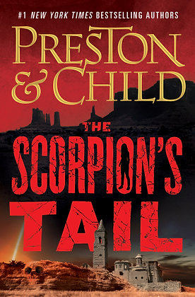 The Scorpion's Tail Hardcover