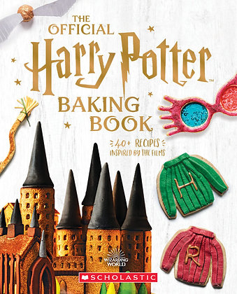 The Official Harry Potter Baking Book Hardcover