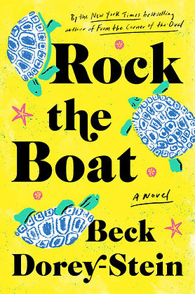 Rock The Boat Hardcover