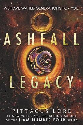 Ashfall Legacy Hardcover