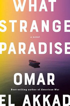 What Strange Paradise Hardcover