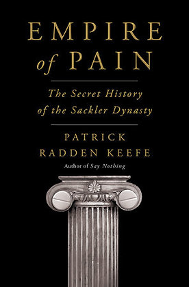 Empire Of Pain Hardcover