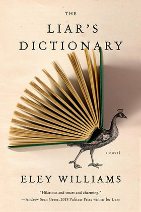 The Liar's Dictionary Hardcover
