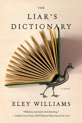 The Liar's Dictionary Eley Williams