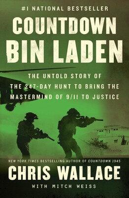 Count Down Bin Laden Hardcover
