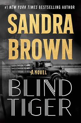 Blind Tiger Hardcover