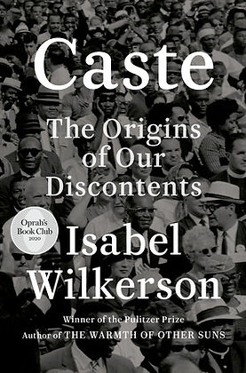 Caste: The Origins Of Our Discontents Hardcover
